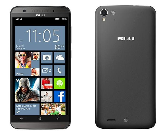 Blu Win HD LTE - 3