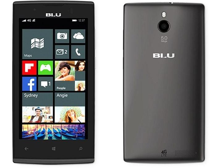Blu Win JR LTE - 3