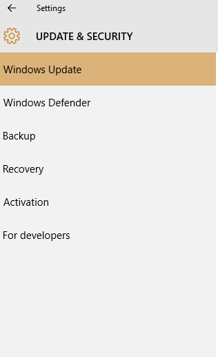 Downgrade from Windows 10 -3