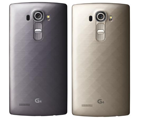LG G4 Metallic variants -1