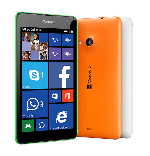 Microsoft Lumia 535 Smart BuyBack Offer