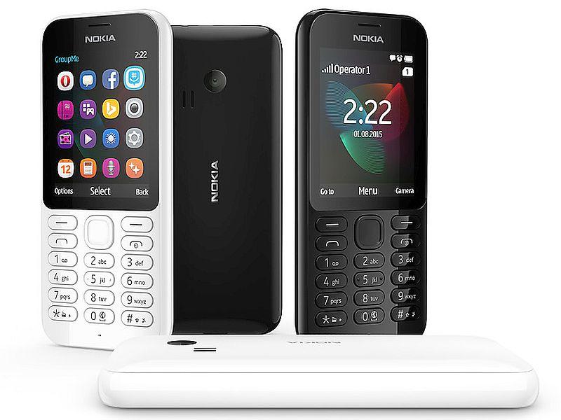 Nokia 222 -1