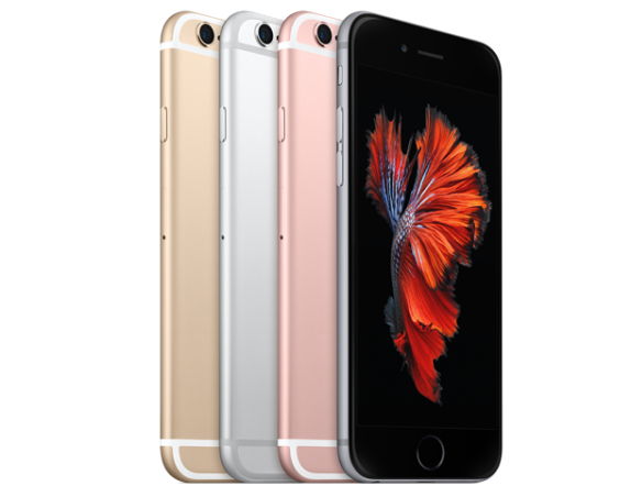 Upgrade To Apple iPhone 6s From iPhone 6