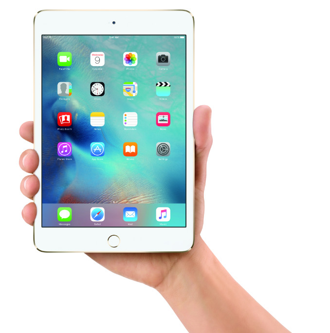 Apple iPad Mini 4 -1