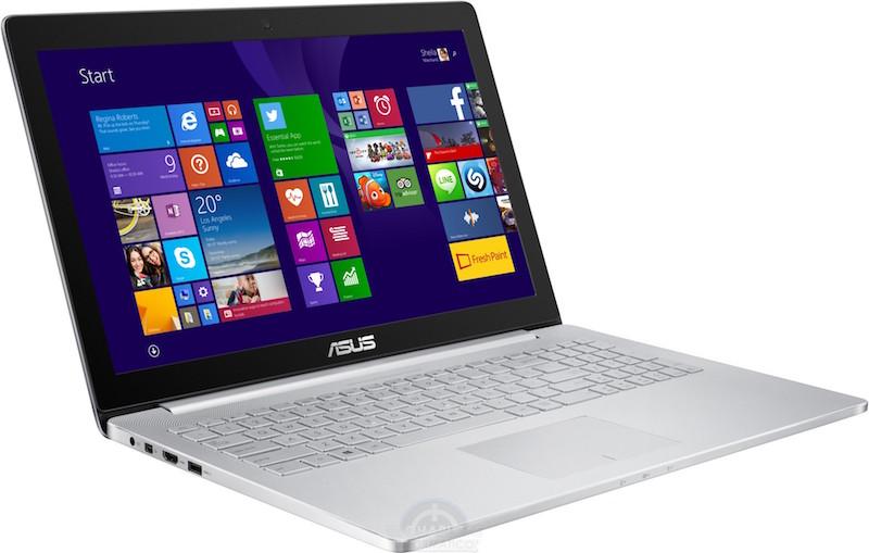 Asus ZenBook Pro UX501 -1