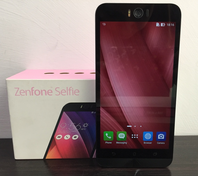 Asus Zenfone Selfie Hands On