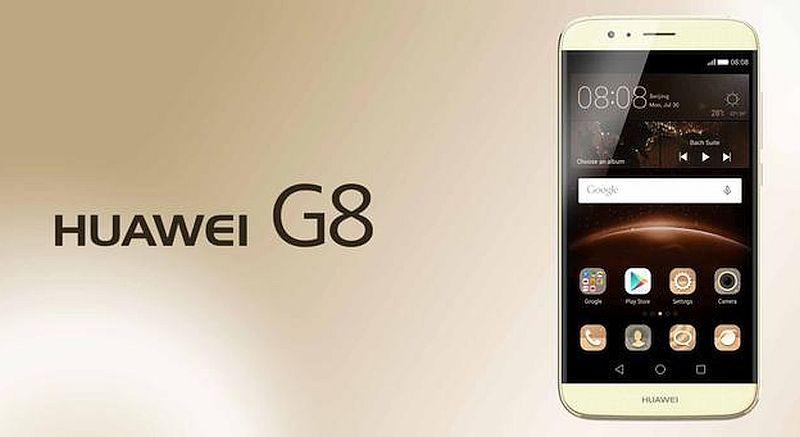 Huawei G8 -2