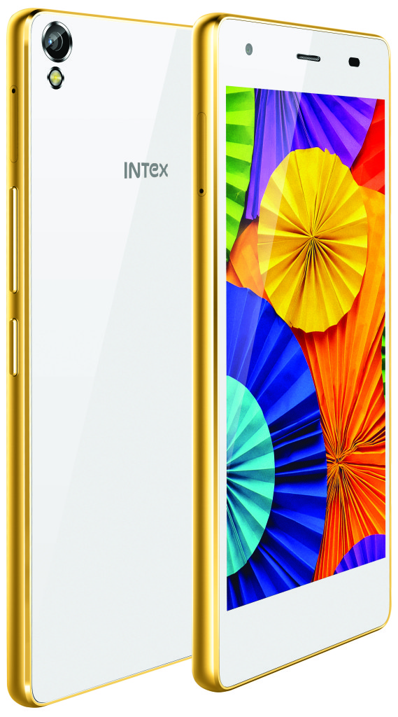Intex Aqua Ace Mobile