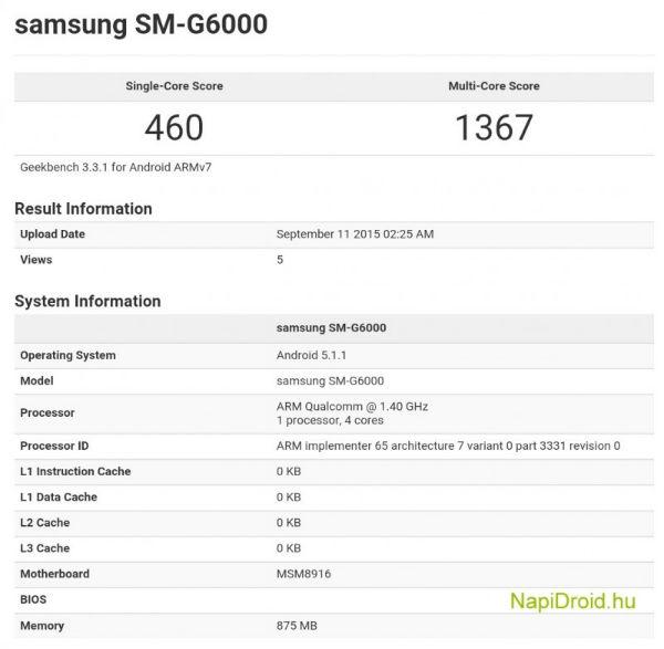 Samsung Galaxy Mega On -1