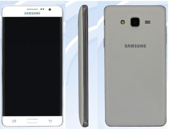 Samsung Galaxy Mega On -TENAA