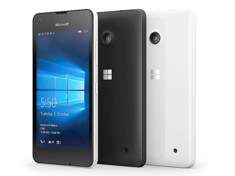 Microsoft Lumia 550 -1
