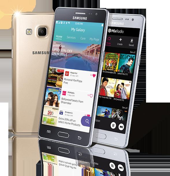 samsung Galaxy Z3 -1