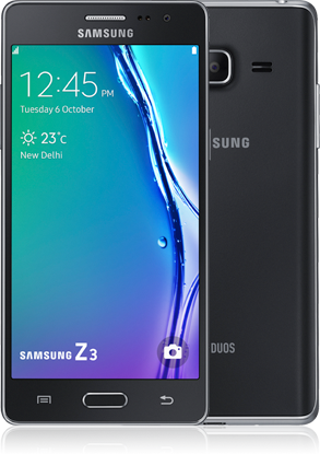 Samsung Z3 With Tizen OS, 5-inch HD Display Launched In India At Rs