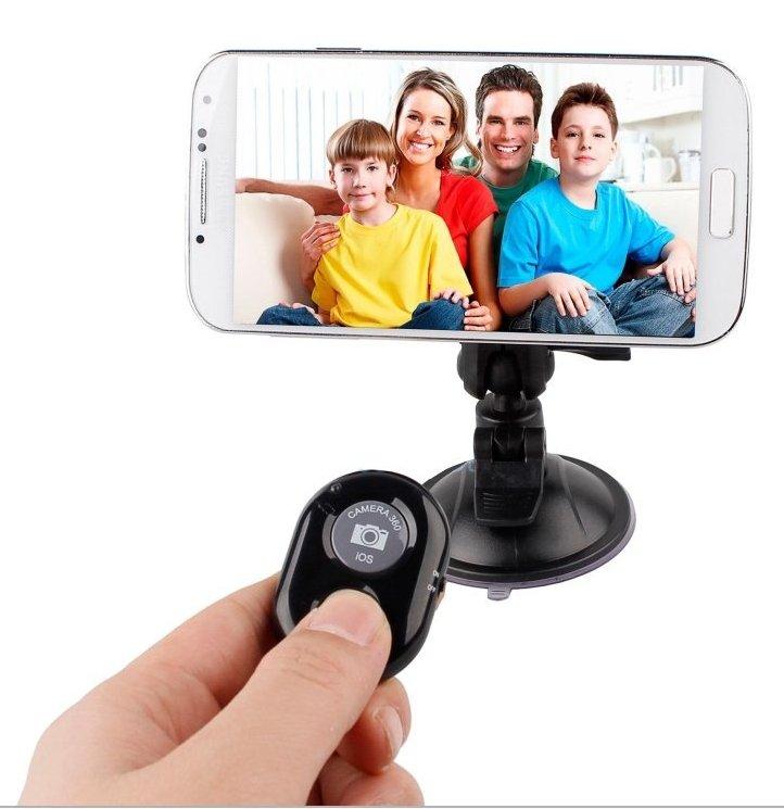 Bluetooth shutter for selfie