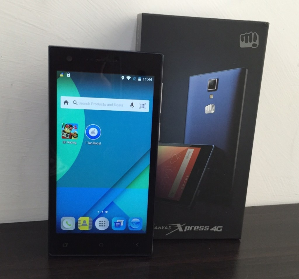 pretty nice 11dab fd8cc Micromax Canvas Xpress 4G Q413 Launched At Rs. 6,599: Details ...