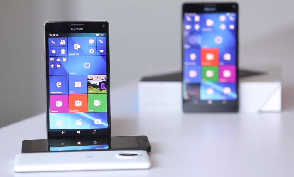 Microsoft Lumia 950 XL -1
