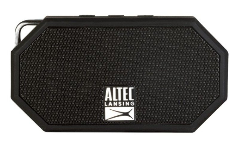 Altec Lansing Bluetooth Speakers- Mini H20