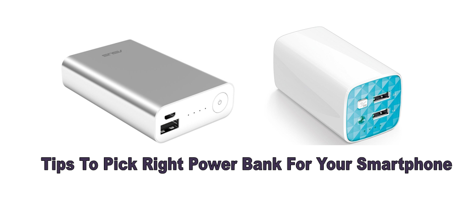 pick the right power bank for your smartphone