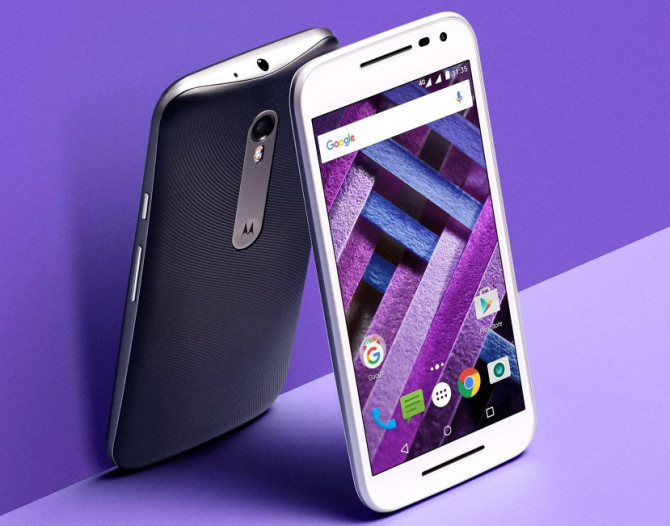 best phones under 60000 - Motorola Moto G Turbo