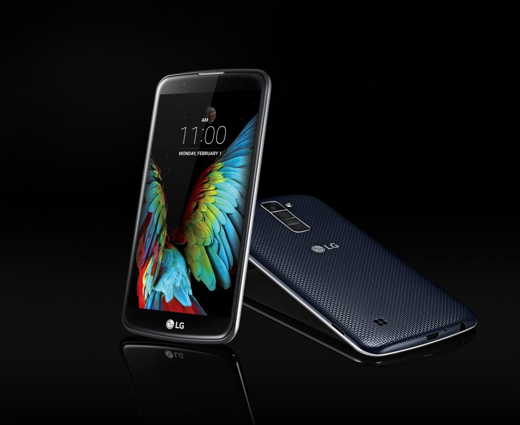 Lg K10 Announced At Ces 2016  Specifications  U0026 Features
