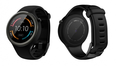 Motorola Moto 360 Sport Launched In India: Price & Features