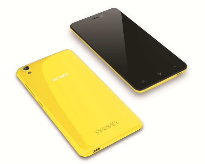 Gionee P5W With 5-inch Display Launched In India At Rs