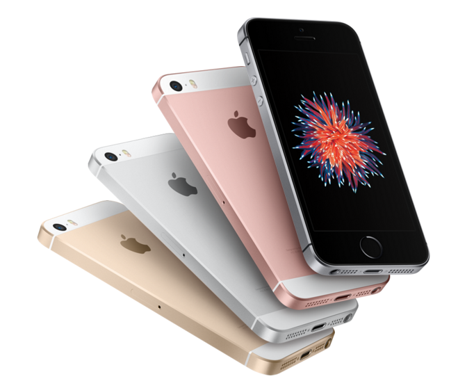 Best looking smartphones under 25000 - Apple iPhone SE