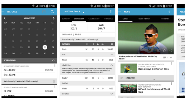 how to watch live stream on smart phone