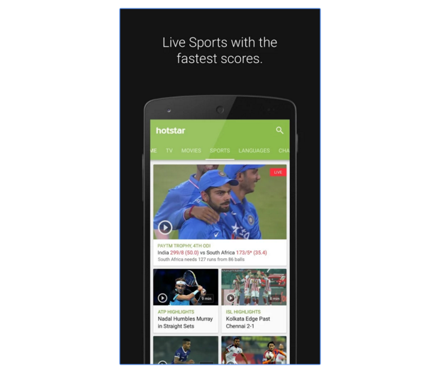 7 Apps To Watch Live Cricket Streaming & Live Scores On Your Smartphones/Tablets