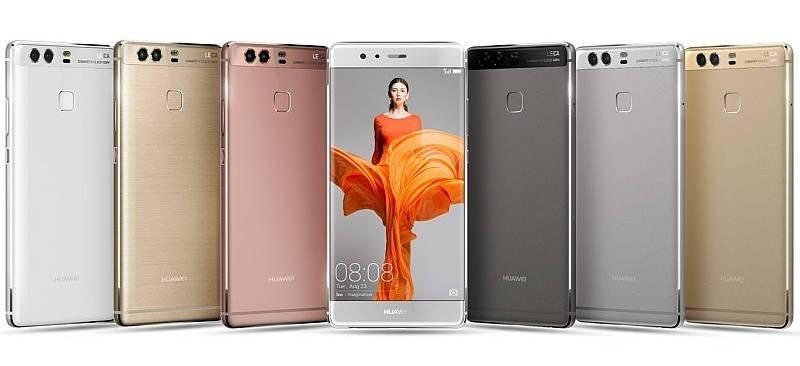 Huawei P9, P9 Plus -1