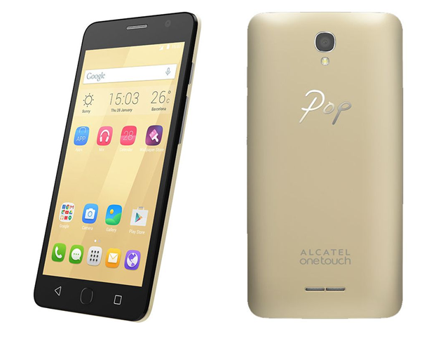 Alcatel Pop Star With 5-Inch Display Launched At Rs  6,999