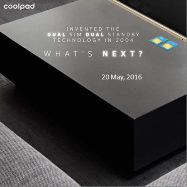 Coolpad Max India Invite