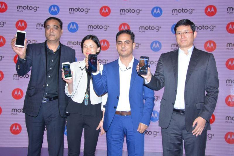 Motorola Moto G4 PLus -1