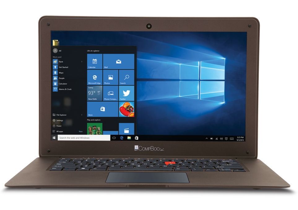 iBall CompBook Exemplaire -1