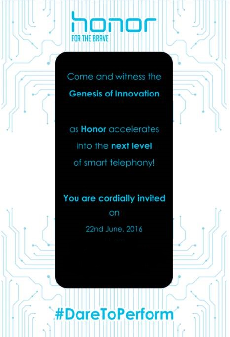 Honor 5C Invite
