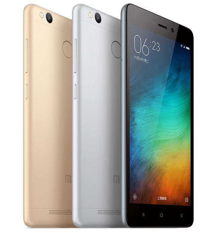 Xiaomi Redmi 3s -1