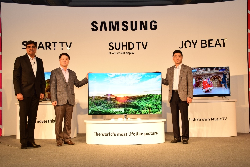 New Samsung TV Models