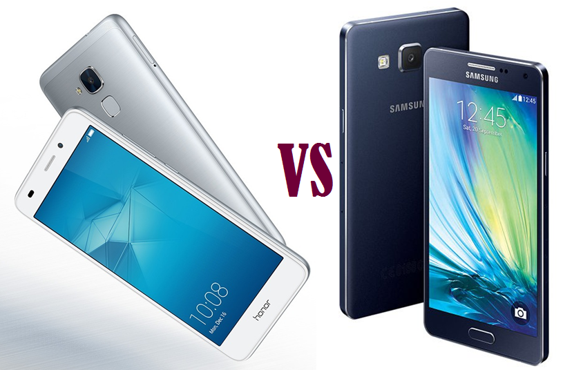 Honor 5C vs Samsung Galaxy A5 -1