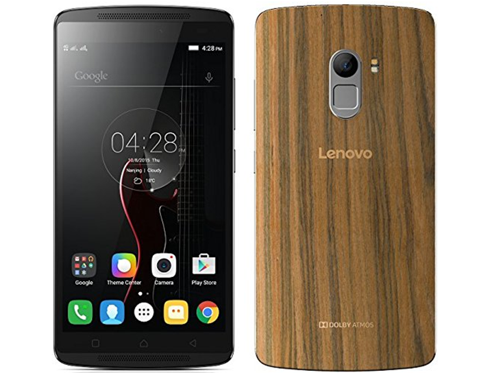 Lenovo Vibe K4 Note Wooden Edition -3