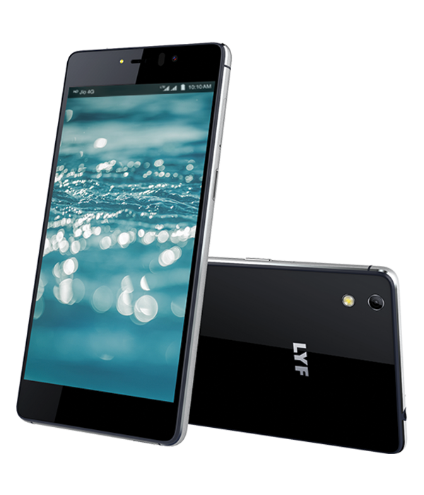 Reliance Lyf Water 8