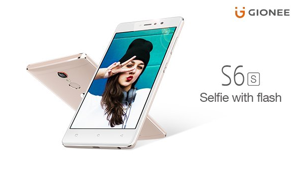 Gionee S6s Teaser -2