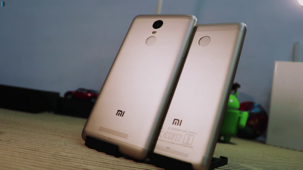 Xiaomi Redmi 3S Prime vs Redmi Note 3 (2)