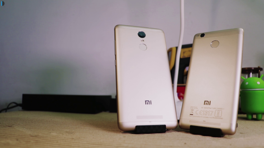 Xiaomi Redmi 3S Prime vs Redmi Note 3 (8)