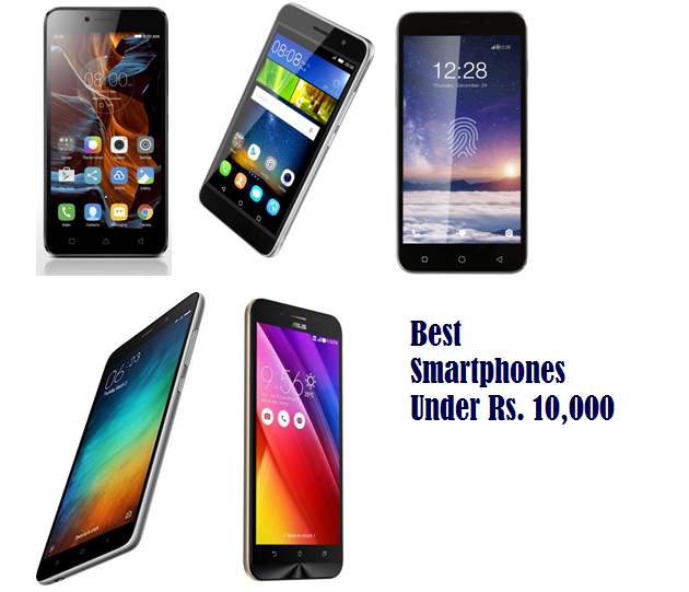 best smartphones under Rs. 10,000 - Copy