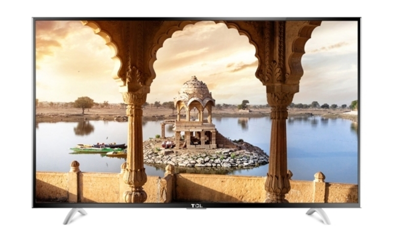TCL 55-inch 4K Ultra HD LED Smart TV