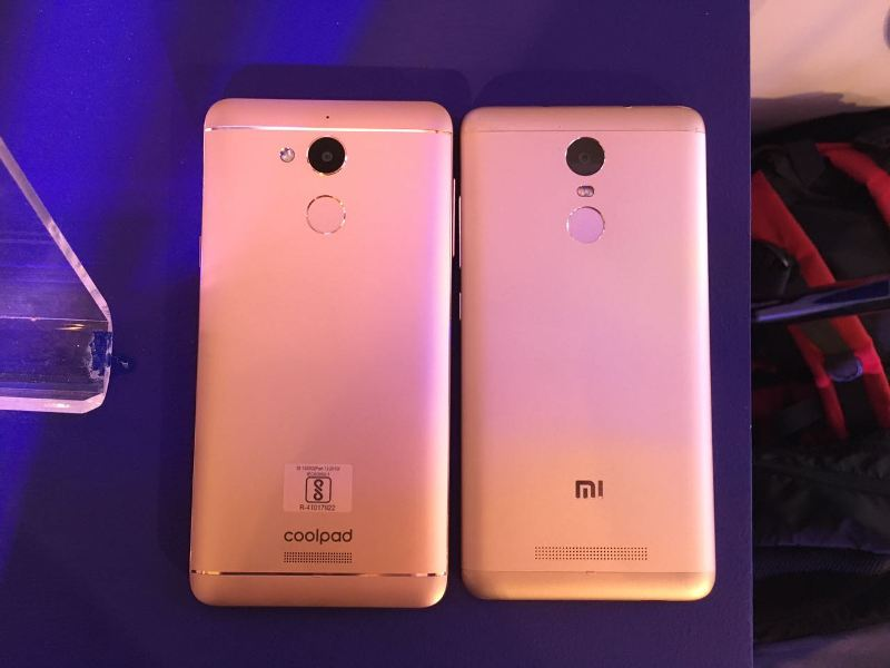 Coolpad Note 5 vs Xiaomi Redmi Note 3 Comparison
