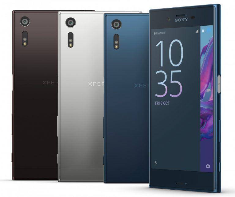 Best Android Nougat Smartphones in India - Sony Xperia XZ