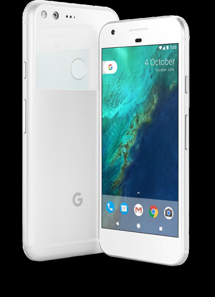 Google Pixel vs Apple iPhone 7 vs Samsung Galaxy S7 Comparison