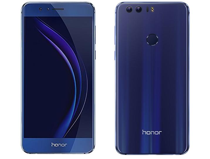 Honor 8 vs OnePlus 3