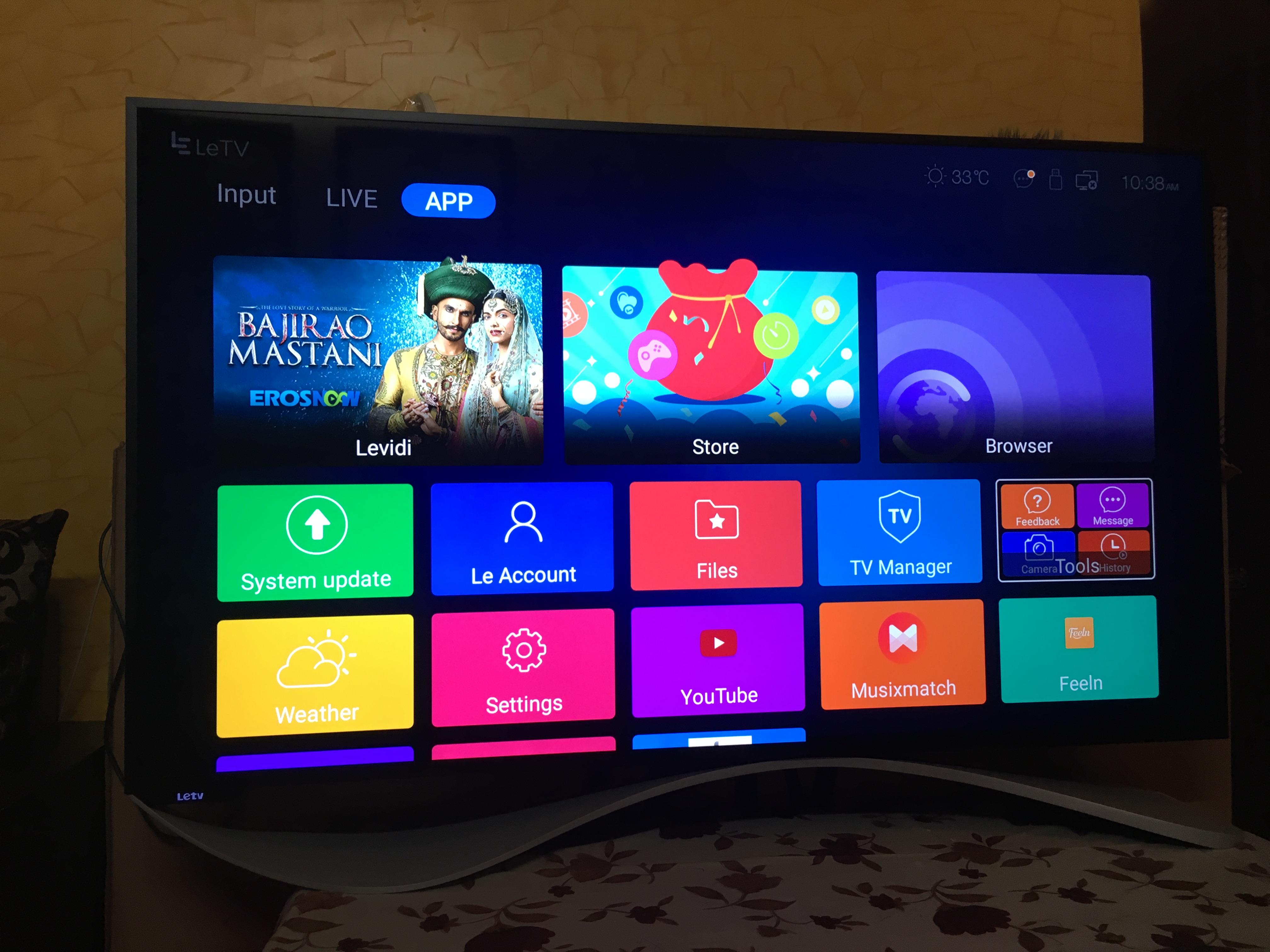 LeEco Super3 X65 4K Smart TV Review | Intellect Digest India